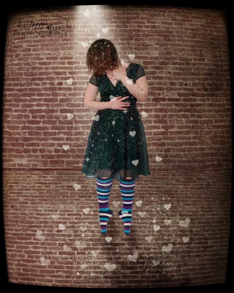 קיר הפחד צילום- Kathryn